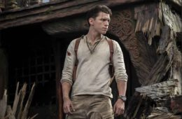 uncharted terminate riprese