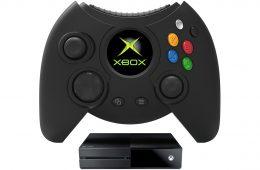 Xbox New Duke Controller