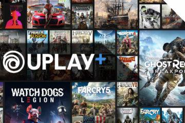 uplay+ titoli lancio