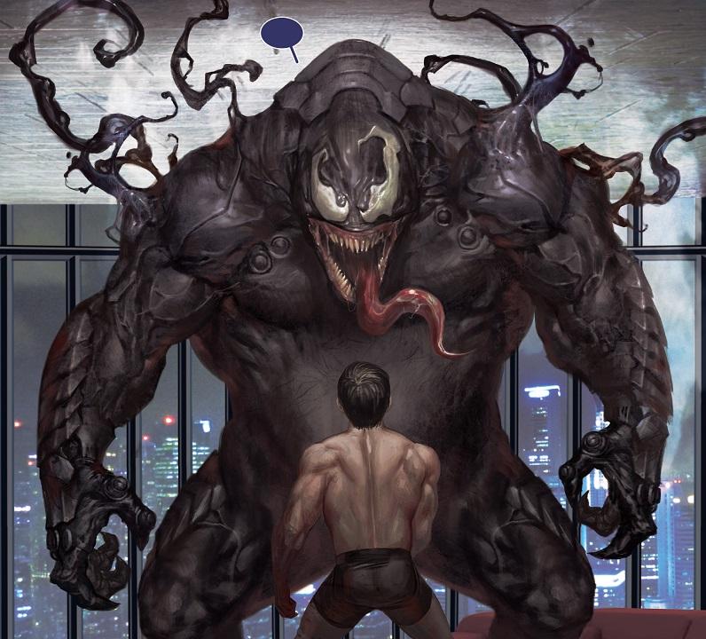 venom carnage simbionti