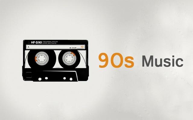 video musicali anni 90