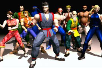 Virtua Fighter 6