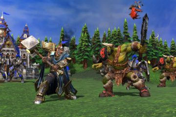 warcraft 3 reforged caos