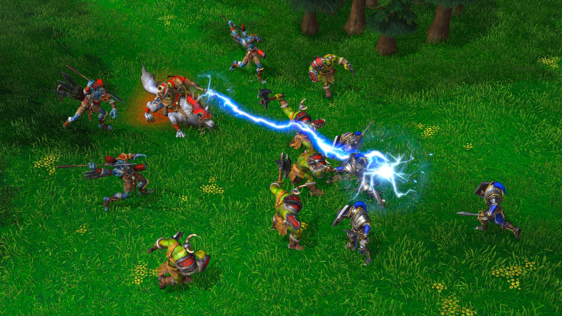 warcraft iii reforged disponibile