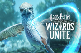 wizards unite lancio