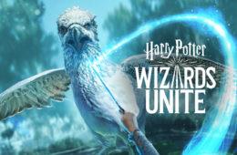 wizards unite lancio