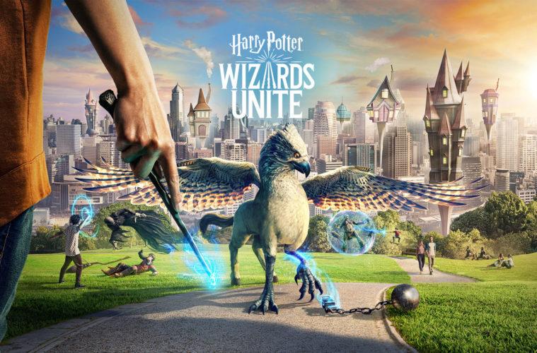 wizards unite novembre
