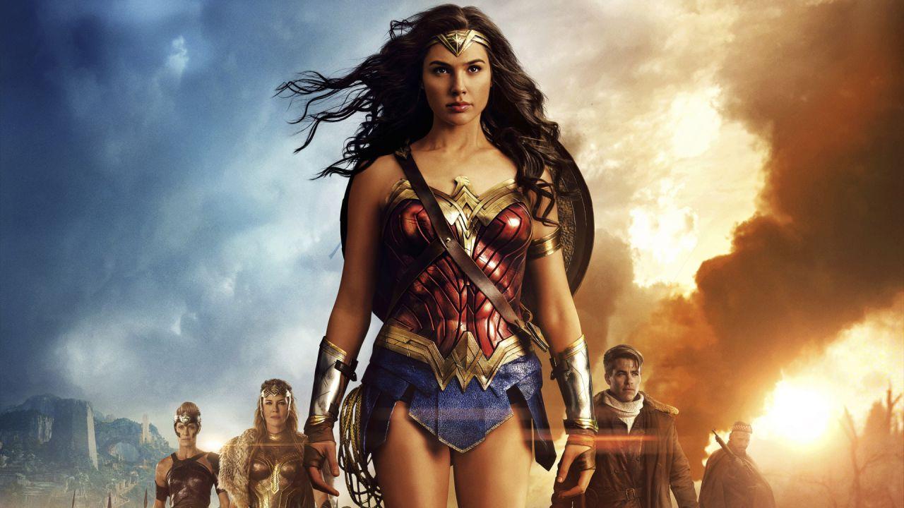 Wonder Woman 1984 trama