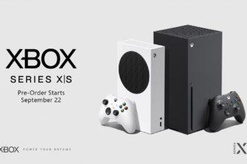 xbox series x s preordini
