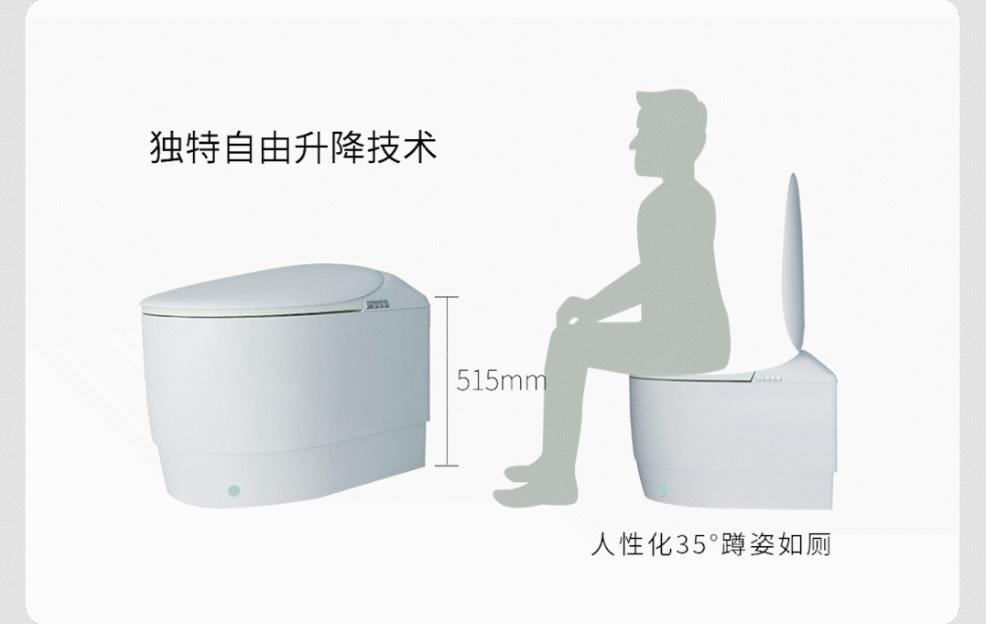 xiaomi smart toilet