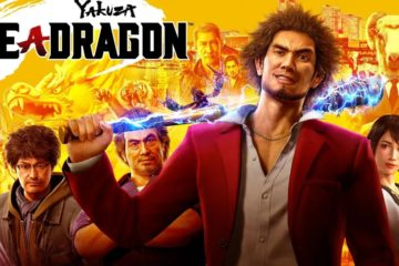 yakuza like a dragon data uscita