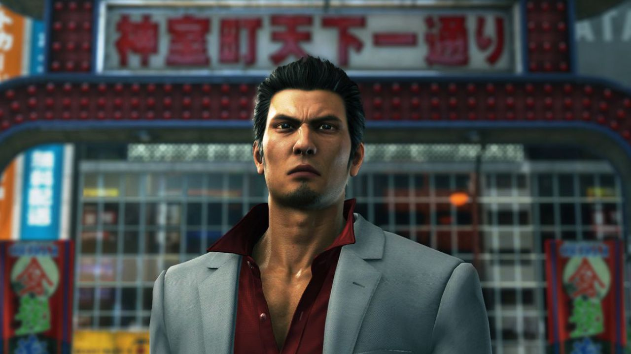 yakuza nuovo gioco