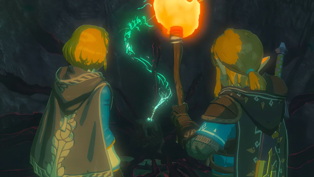 zelda breath of the wild 2020